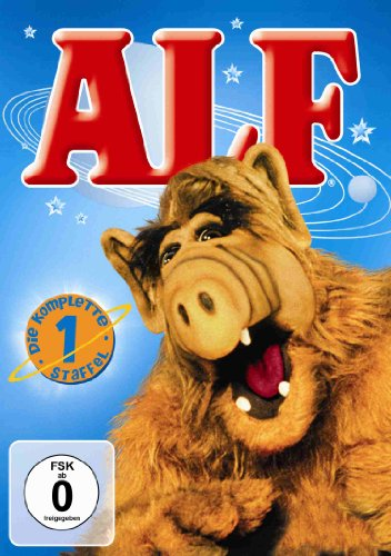 ALF - Staffel 1 (4 DVDs)