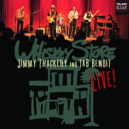 Whiskey Store Live
