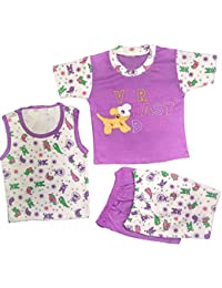 Baby Blossom Pure Cotton Designer T-Shirt with Short for Baby Boys   Baby  Girls c79738567