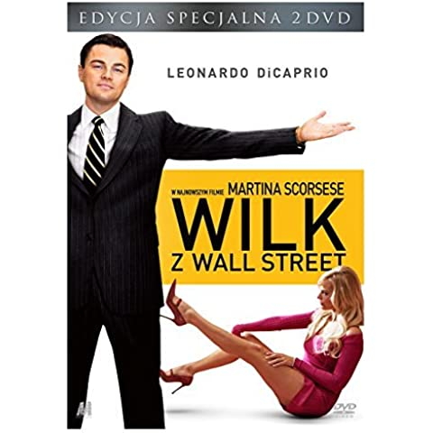 The Wolf of Wall Street [2DVD] [Region 2] (English audio) by Leonardo DiCaprio