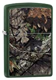 Zippo Mossy Oak Trennung Country Regular Feuerzeug – Grün Matt