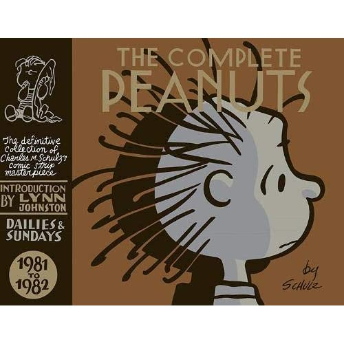 The Complete Peanuts 1981-1982 : Volume 16