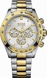 Hugo Boss Homme 44mm Chronographe Acier Inoxydable Boitier Montre HB-1512960