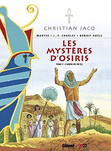 Les Mystères d'Osiris, Tome 2 : L'arbre de vie