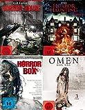 30 Horrorfilme HALLOWEEN COLLECTION Gruselmärchen - Horrorhäuser - Zombies - Dämonen - böse Omen - DVD Limited Edition