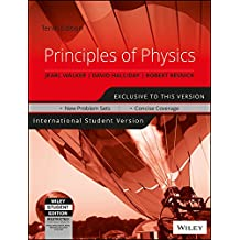 Principles of Physics, 10ed, ISV