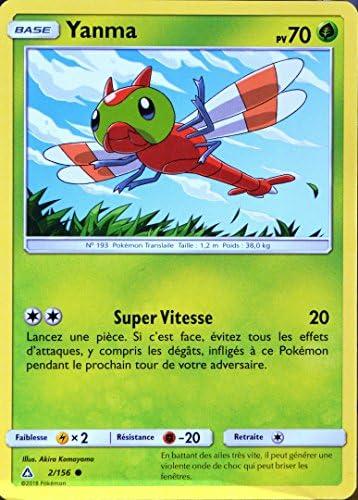 carte Pokémon 2/156 2/156 2/156 Yanma B079X4LKM3 7d3fe2