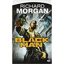 Black man de Richard Morgan ( 17 mars 2011 )