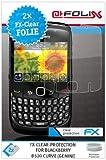 AtFoliX FX-Clear, Blackberry 8520 Curve Gemini