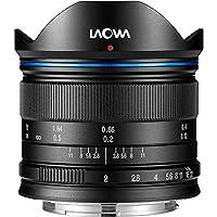 Laowa VE7520MFTSTBLK - Objetivo de 7.5 mm para cámaras de Micro 4/3 (16....