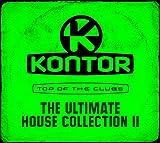 Kontor Top Of The Clubs - The Ultimate House Collection 2 - Verschiedene Interpreten