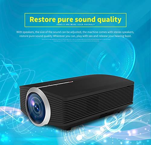 LEJIADA Projector New YG500 Home Mini Micro LED HD 1080P Projector Cinema Machine