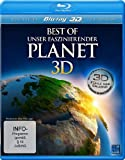 Best Of Unser faszinierender Planet (inkl. 2D-Version) [3D Blu-ray] [Collector's Edition] - -