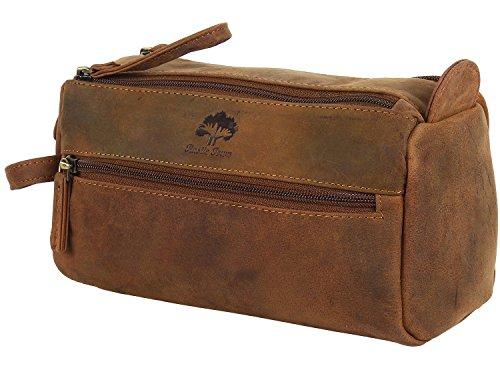 f84853a484 ... Shaving and Grooming Kit for Travel ~ Gift for Men Women ~ Hanging  Zippered Makeup Bathroom Cosmetic Pouch Case by Rustic Town. Sale! On Sale