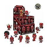 Funko - Figurine Marvel Deadpool Mystery Minis - 1 Boîte Au Hasard / One Random Box - 0889698309752