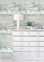 NuWallpaper Beachwood Peel And Stick Wallpaper - NU1647 by Fine Decor