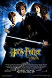 MOV212 Filmposter USA Harry Potter and The Chamber of Secrets, glänzend, 61 x 91,5 cm
