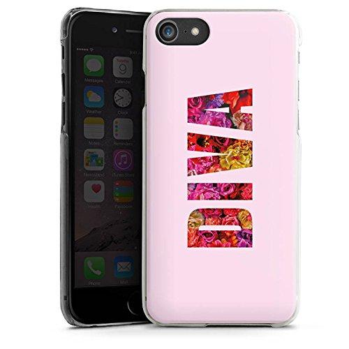 Apple iPhone X Silikon Hülle Case Schutzhülle Mädchen Sprüche Frauen Hard Case transparent