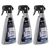 Genuine Smeg forno cappa Cleaner sgrassante pulizia flacone spray 500ml (confezione da 3)