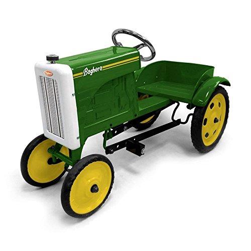 Baghera–Vintage Stil Pedal - Baby-pedal-traktor