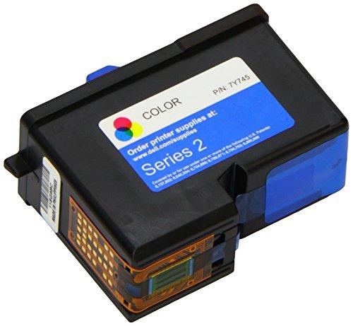 Dell 592-10045 Cartouche d'encre d'origine Couleur