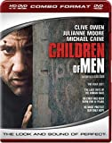 Children of Men (HD DVD/DVD Combo) by Clive Owen