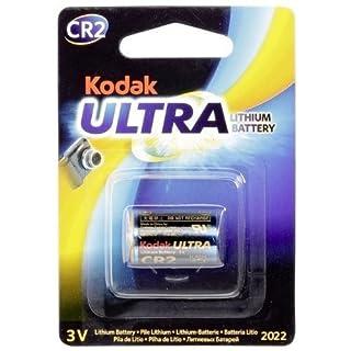 aucune Kodak batteries–ultra Lithium Batt KCR2