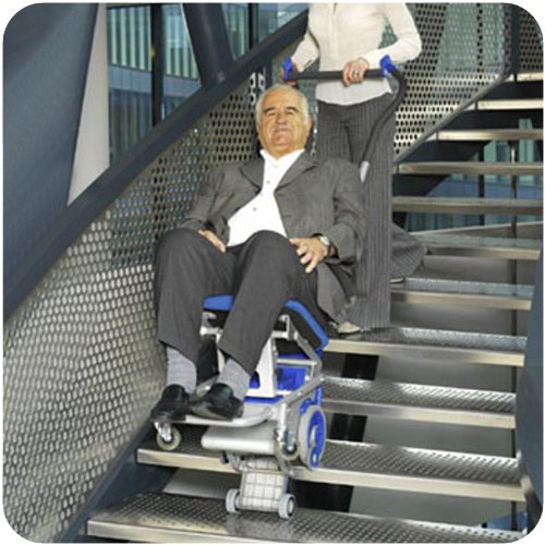 Chaise Salva Escaliers Électrique Transportable