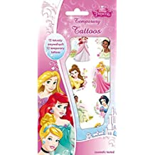 Verschiedene Peterkin 5150/Disney Prinzessin Tattoos
