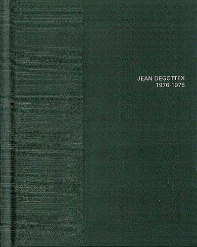 Jean Degottex : 1976-1978 par Jean Degottex