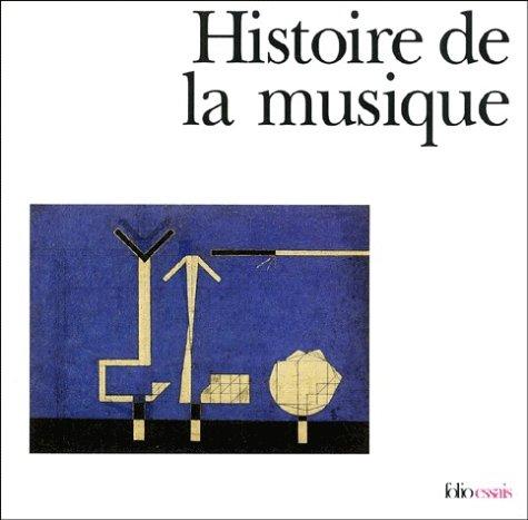 Histoire de la musique, Coffret 4 volumes par Collectif