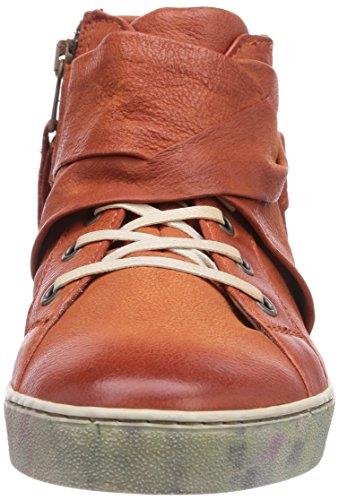 Mjus 265212-6640-6092 Damen Hohe Sneakers Rot (corallo)
