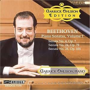 Beethoven: Piano Sonatas, Vol.1