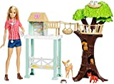 Best Barbie Animal - Barbie FCP78 Animal Doctor Doll with Playset Review