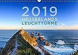 Neuseelands Leuchttürme (Wandkalender 2019 DIN A3 quer): Die schönsten Leuchttürme entlang der neuseeländischen Küste. (Monatskalender, 14 Seiten ) (CALVENDO Natur)