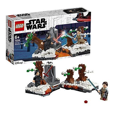 LEGOStarWars 75236 - Duell um die Starkiller-Basis, Bauset (Die Star Lego-sets Wars Von)
