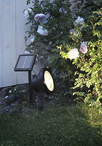 Angebot der Saison : Zauberhaftes LED SOLAR SPOTLIGHT zur effektvollen