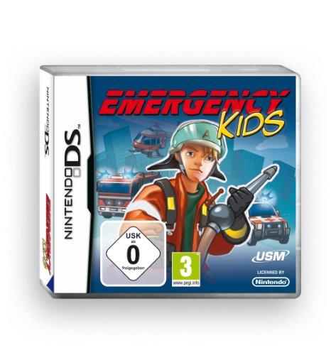Emergency Kids - [Nintendo DS]