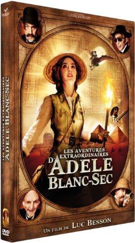 Les aventures extraordinaires d'Adèle Blanc-Sec