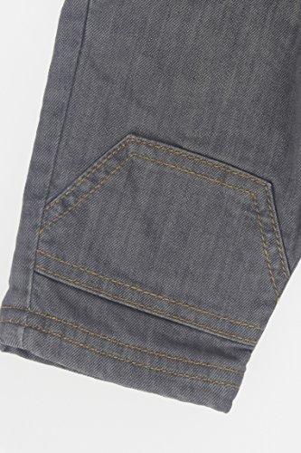 Steiff Baby-Jungen Jeanshose 6522704, Gr. 68, Grau (grey denim gray 0016) -