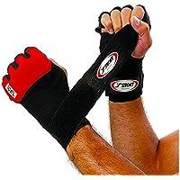 T-Sport Gel choque envoltura MMA, Boxeo, mano, guantes, color , tamaño S/M