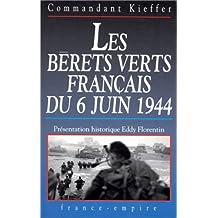 Commandant Kieffer : Les bérets verts français du 6 juin 1944