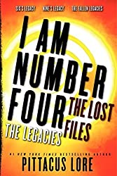 I Am Number Four: The Lost Files: The Legacies (Lorien Legacies: The Lost Files) by Pittacus Lore (2012-07-24)