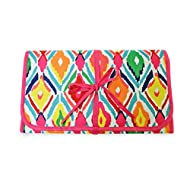 All For Color Multi Ikat Travel Organizer