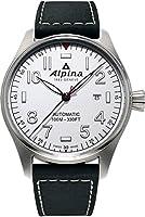 Alpina Geneve Startimer Pilot AL-525S4S6 Reloj de Pulsera para hombres Reloj Aeronóautico de Alpina Geneve