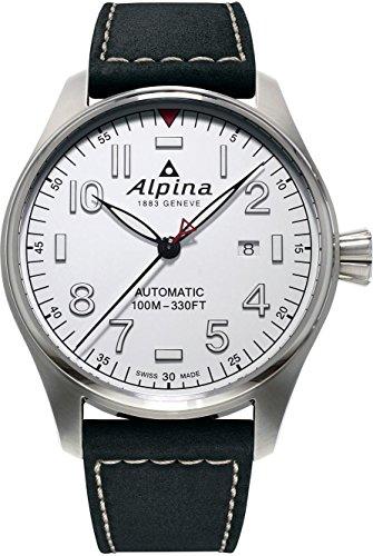Alpina Geneve Startimer Pilot AL-525S4S6 Herrenarmbanduhr Fliegeruhr