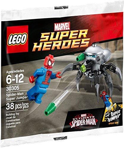 Marvel Super Heroes Spider-Man Super Jumper