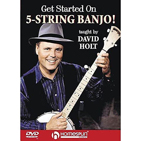 Get Started On 5 String Banjo!
