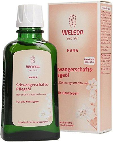 Weleda Schwangerschafts-Pflegeöl, 100ml(Hergestellt in Deutschland)