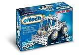 Eitech 00083 - Costruzioni in metallo, Starter Set per costruire un trattore giocattolo